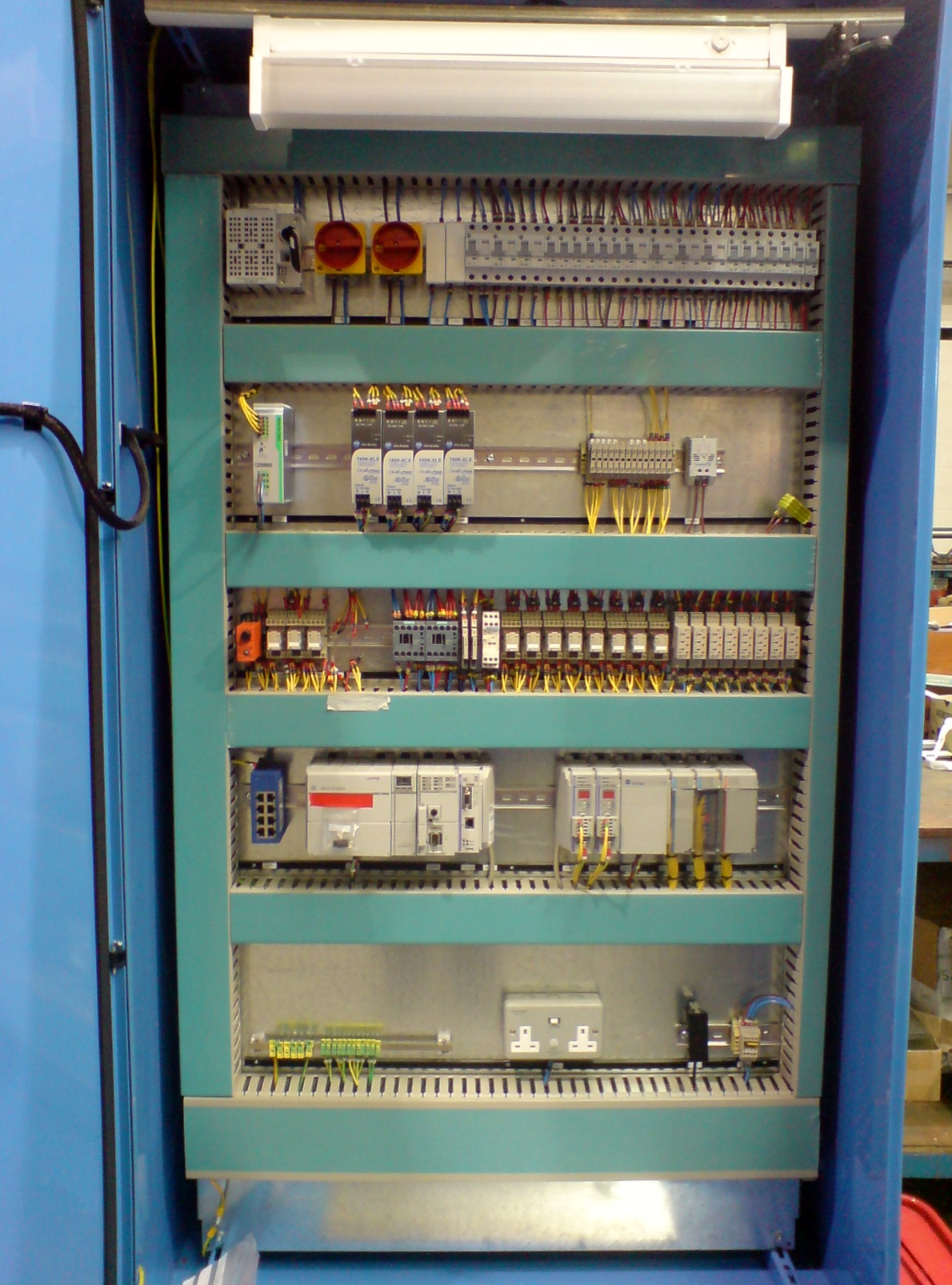 Control Panel Manufacture Knowlton And Newman Wiring Circuit Supplied With The Unit Drawings Are Completed Our Installation Team Will Attend On Site To Install Commission Units If Required